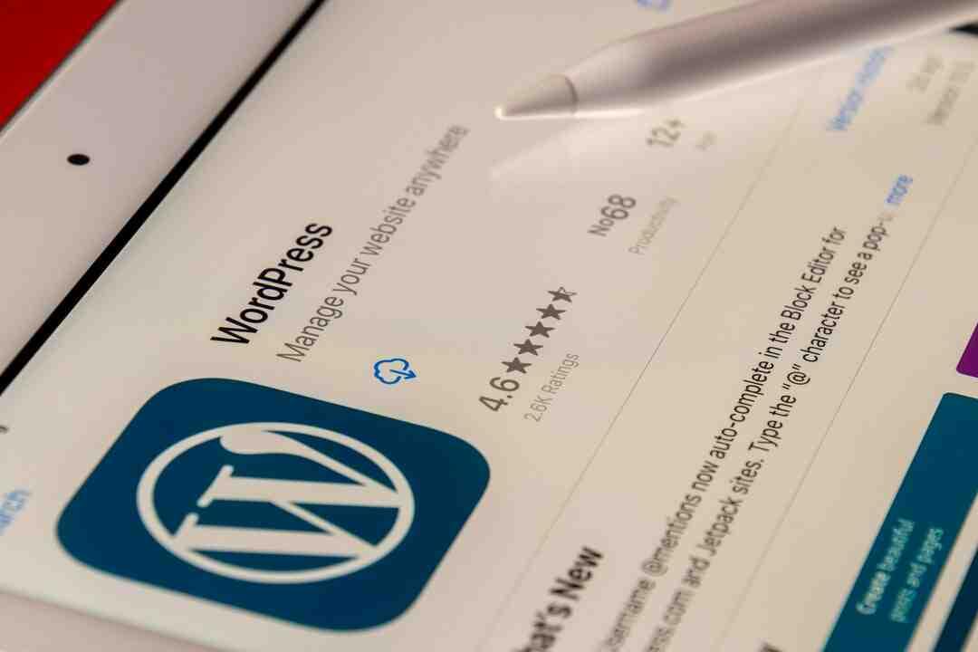 Comment installer un theme Wordpress